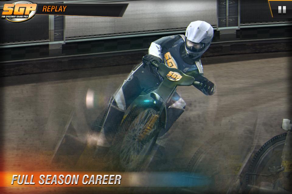 Speedway GP 2011 Lite screenshot #3