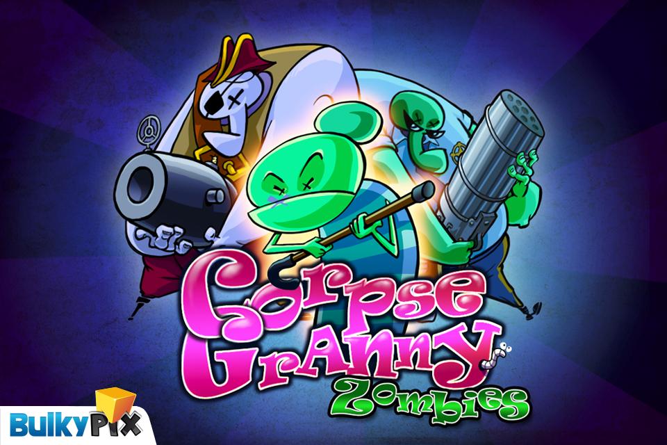 Corpse Granny screenshot #1
