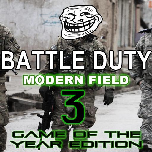 Battle Duty: Modern Field 3 icon