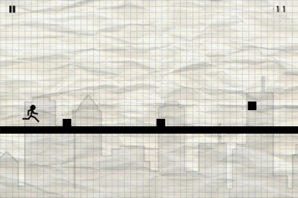 Line Runner Lite screenshot #3