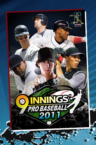 9 Innings: Pro Baseball 2011 Free screenshot #5