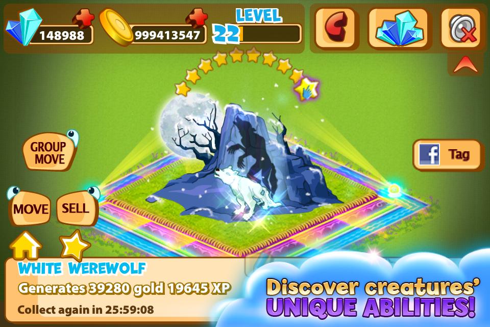 Fantasy Safari screenshot 4