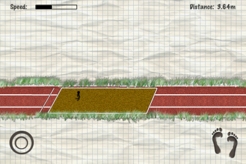 Stickman : Summer Games Lite screenshot #2