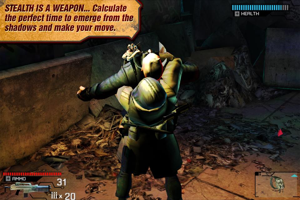 The Nightworld screenshot 3