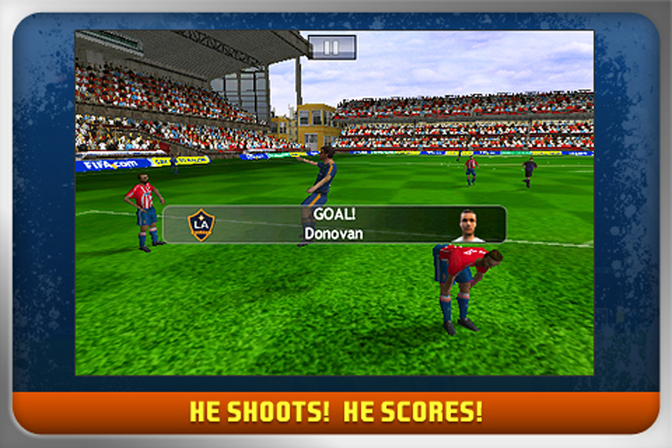 FIFA 10 by EA SPORTS™ screenshot #4