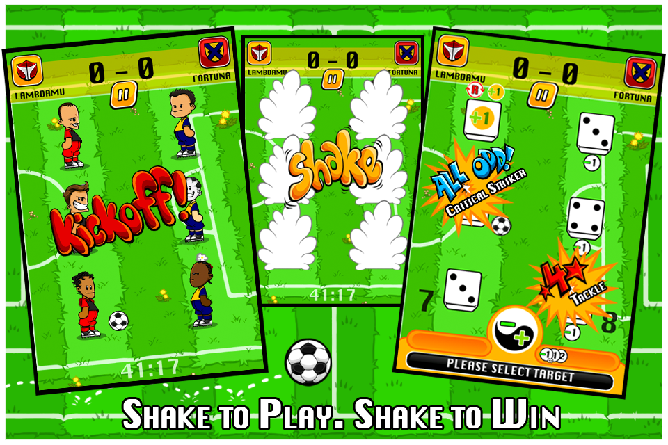 Dice Soccer screenshot #3
