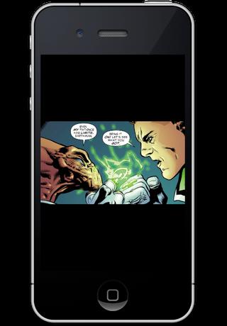 Green Lantern Comics screenshot 5
