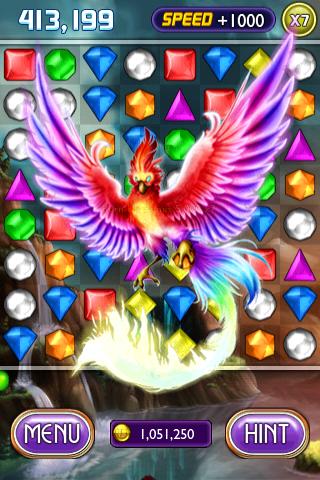 Bejeweled 2 + Blitz screenshot #1