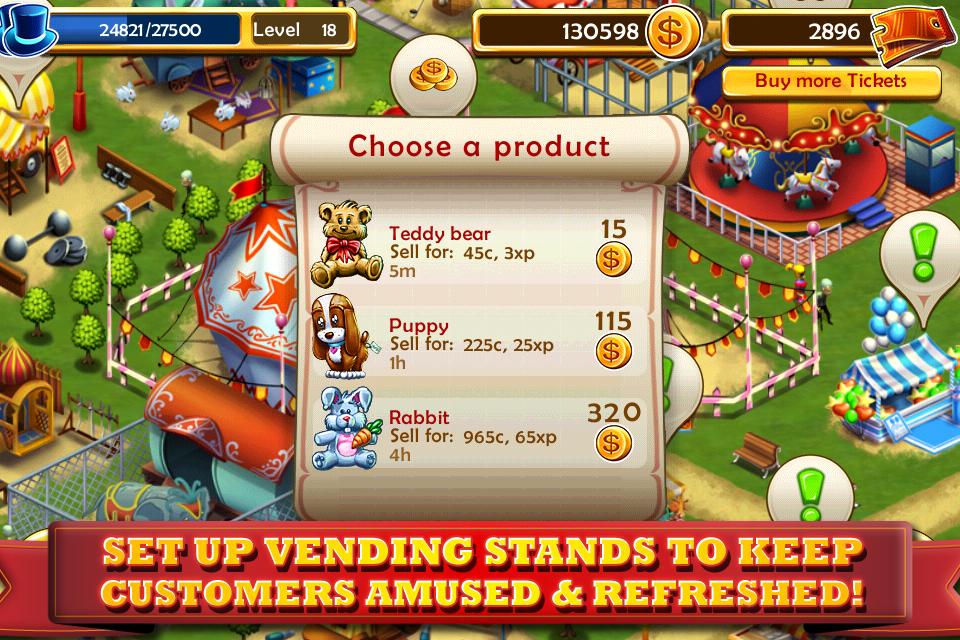 Circus City screenshot #5