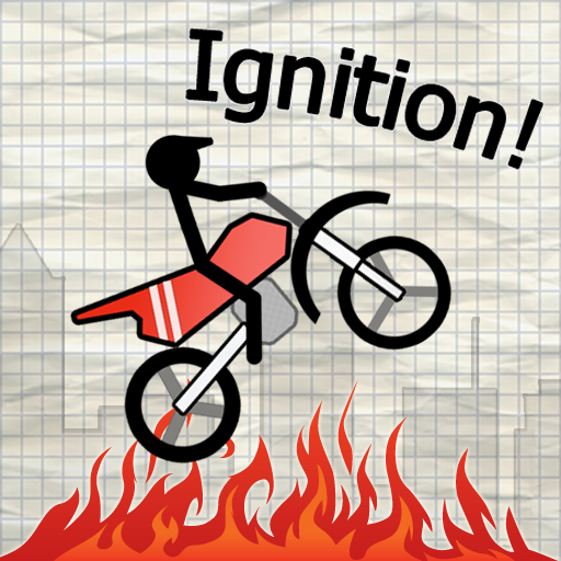 Stick Stunt Biker - Ignition!