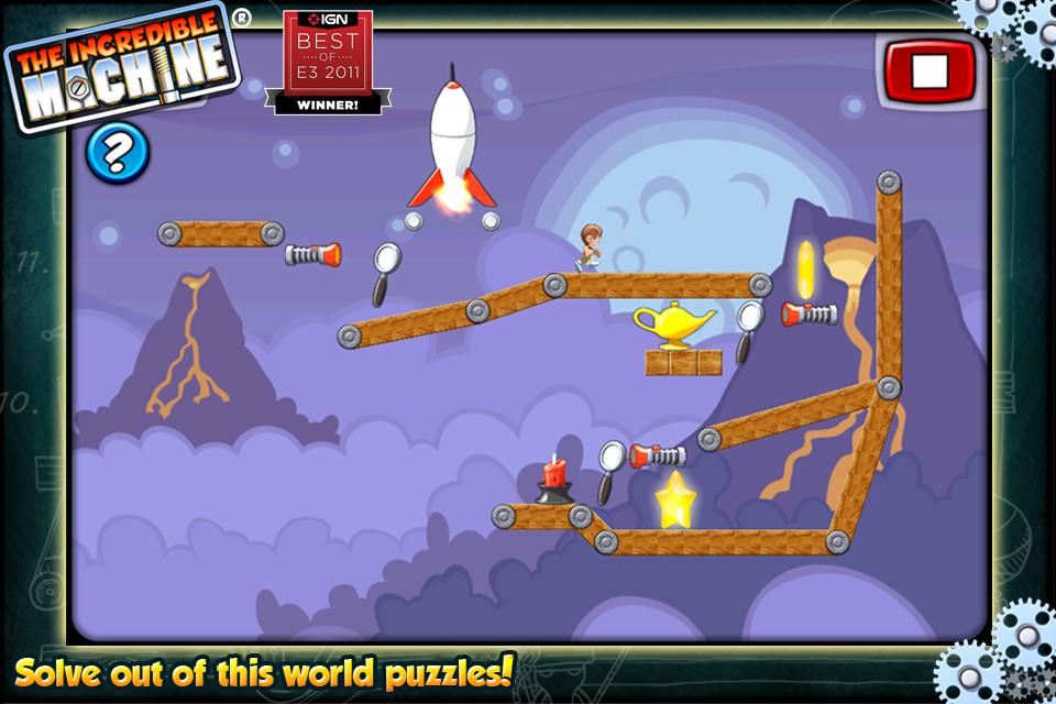 The Incredible Machine screenshot #3