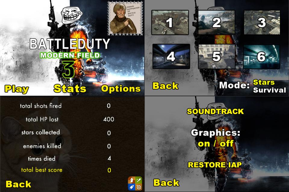 Battle Duty: Modern Field 3 screenshot 2