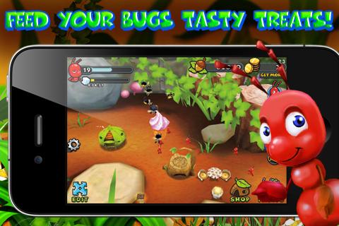 Bug Village Seasons screenshot #5