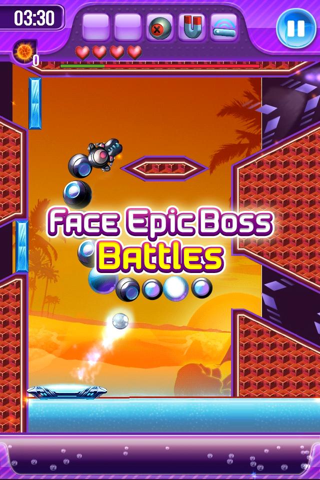 Block Breaker 3 Unlimited screenshot #3