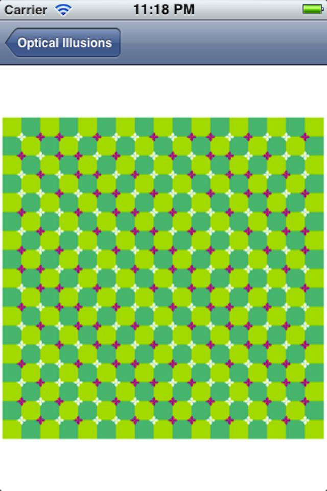 Optical Illusions Catalog screenshot 2