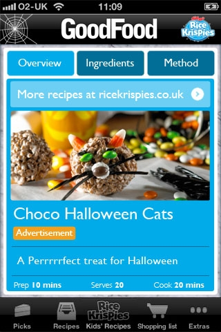Good Food Cake Recipes - Sponsored by Rice Kris... screenshot #3