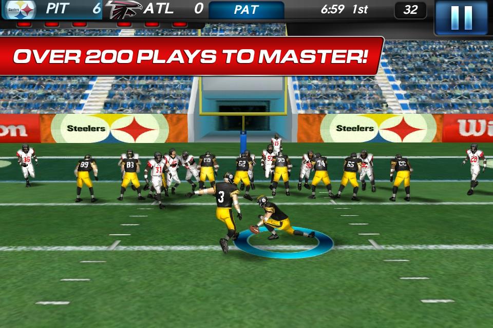 NFL Pro 2012 screenshot #3
