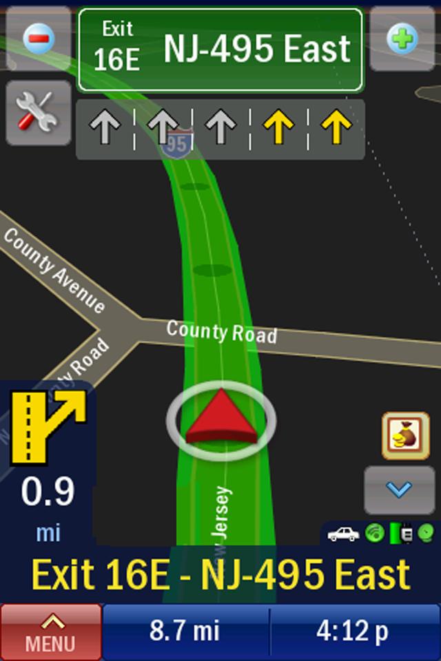 CoPilot Live USA screenshot 5