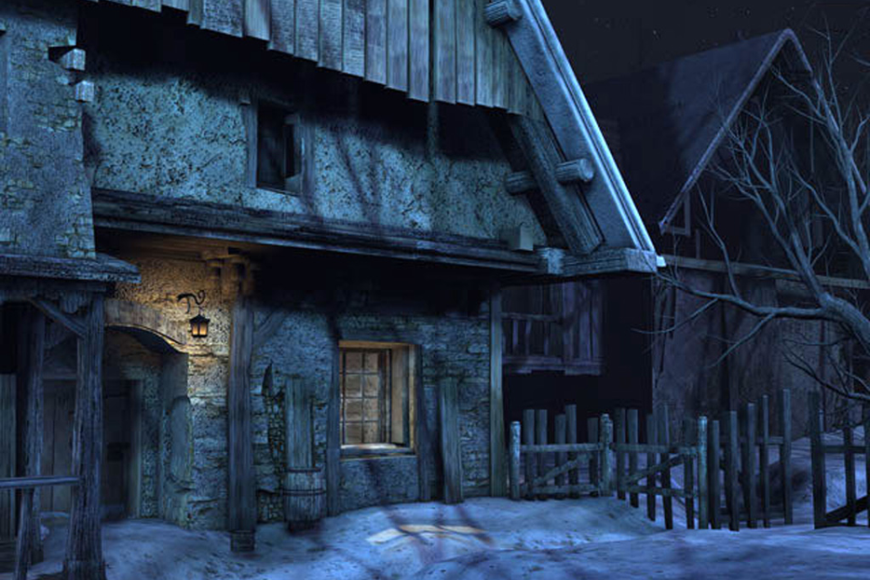 Dracula: Resurrection - Part 2 screenshot 1