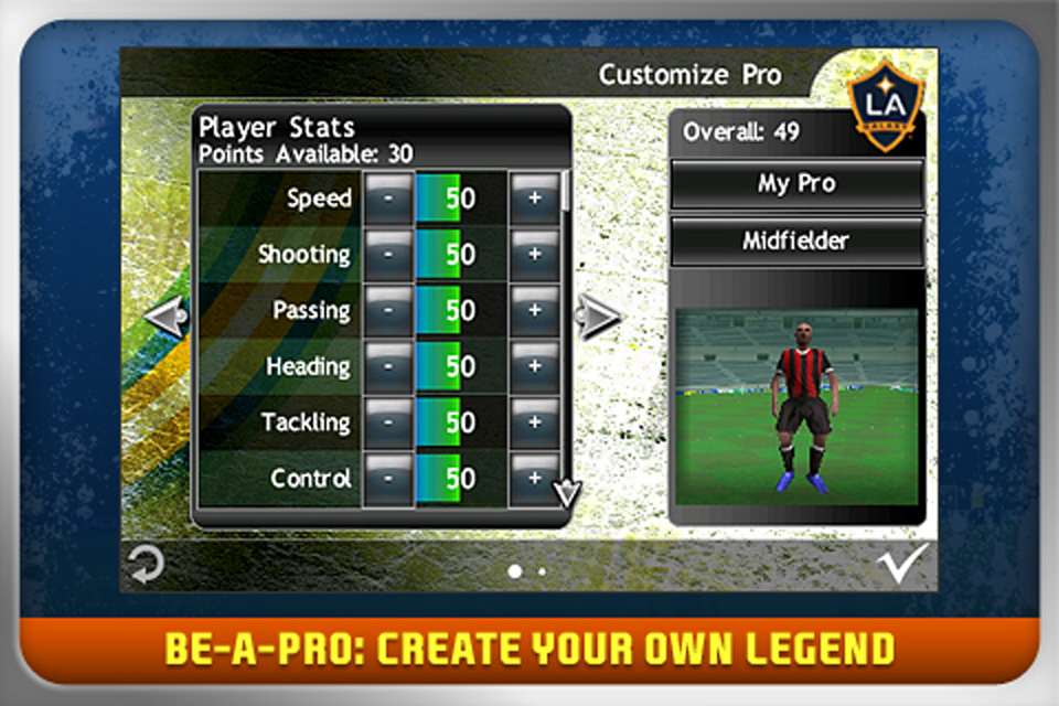 FIFA 10 by EA SPORTS™ screenshot #2
