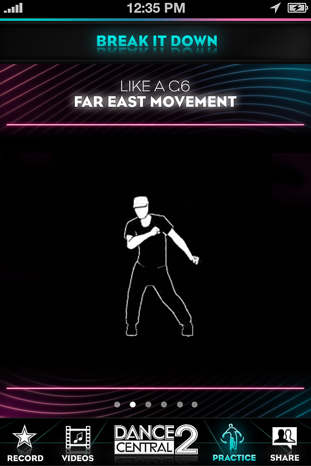 DANCE CENTRAL 2 : DANCE*CAM screenshot 5