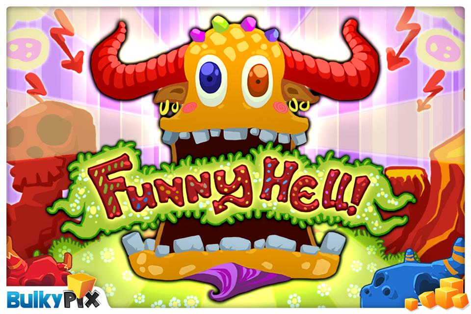 Funny Hell screenshot #1