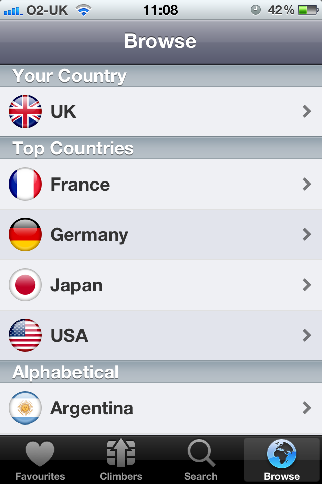 PositionApp™ screenshot #5