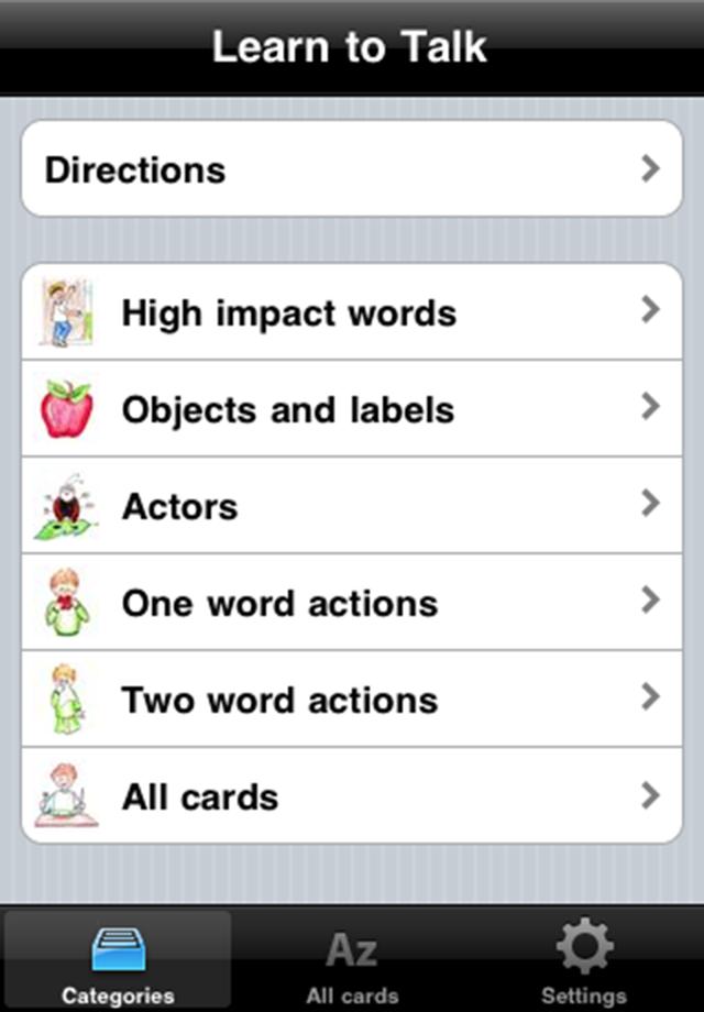 Learn to Talk screenshot 4