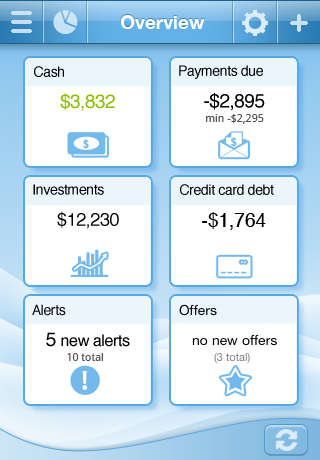 Pageonce Pro – Money & Bills screenshot 1