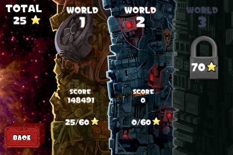 Bloxus screenshot 2