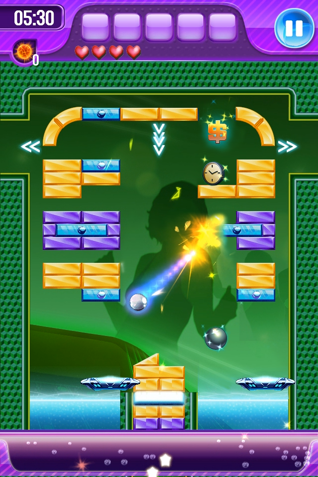 Block Breaker 3 Unlimited screenshot #2