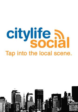 CityLife Social - náhled