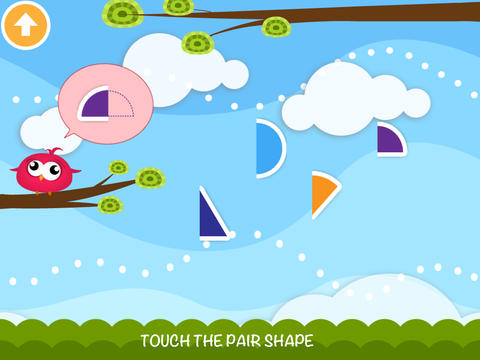 Cute Math - the Bird - HD screenshot 4