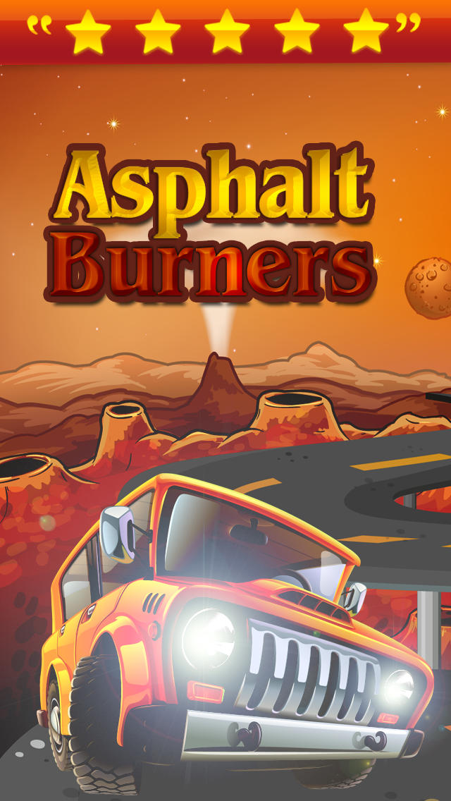 Asphalt Burners screenshot 1