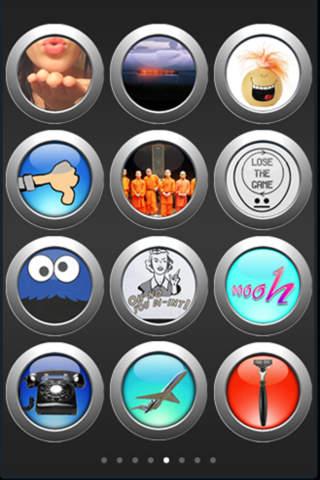 Sound FX Buttons screenshot 1