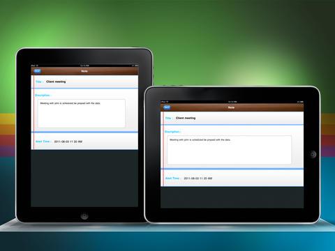 To-Do Smart Notes HD Pro screenshot 8