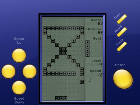 Breaker HD (Retrobit) screenshot 4