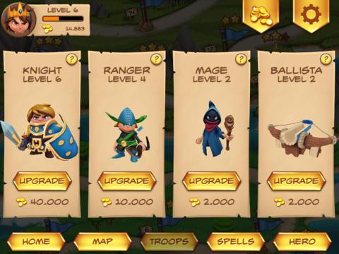 Royal Revolt! screenshot #4