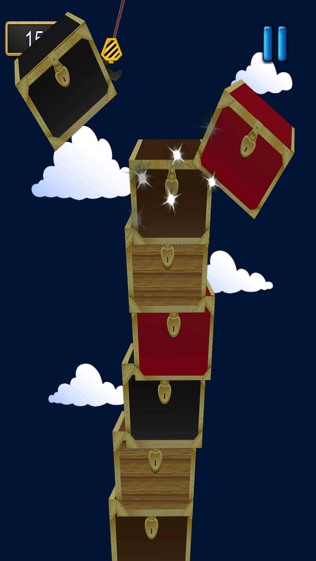 Pirate Chest Crane Builder Pro Game Full Version screenshot 4