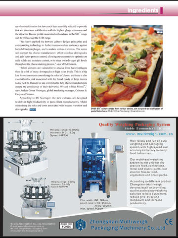 Food Manufacturing Journal - Middle East & Africa Magazine screenshot 9