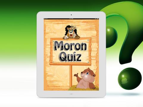 Moron Quiz HD Lite screenshot 6