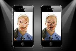 Zombie Booth HD screenshot 2