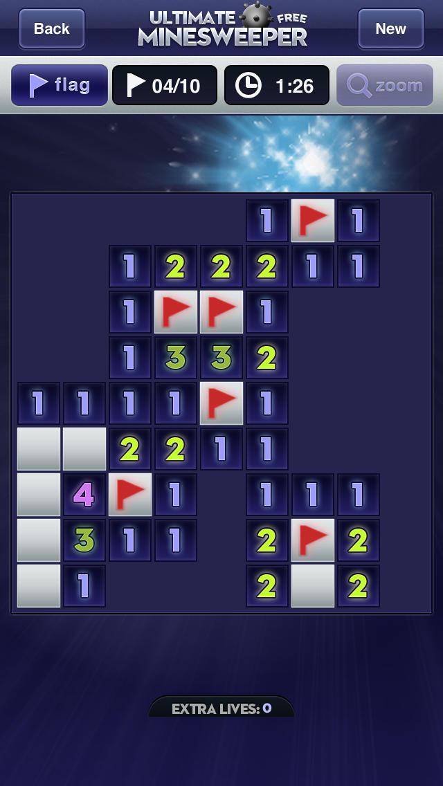 Minesweeper ∙ screenshot 1
