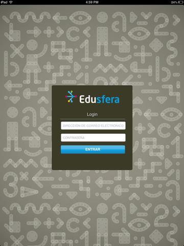 Edusfera screenshot 1