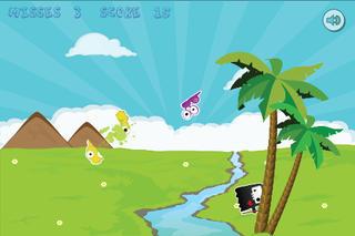 mini Monsters Attack screenshot 2
