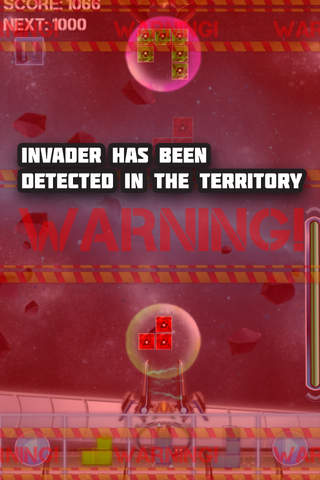 Block Invaders screenshot 2