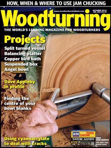 Woodturning Magazine screenshot 6