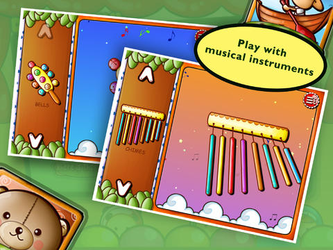 Juke Box HD Lite by KLAP - Learn to Dance, Play with music instruments, Karaoke sing along with popular rhymes. screenshot 5