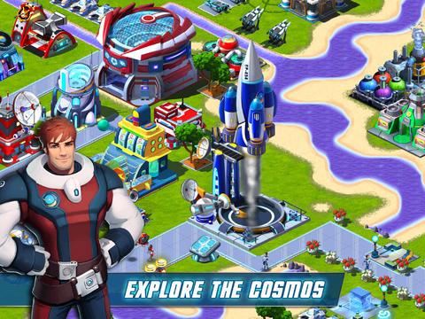 Cosmic Colony screenshot #4