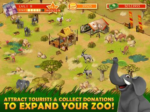 Safari Zoo screenshot 9